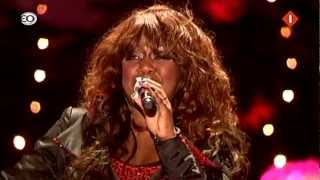 Berget Lewis - Something inside so strong - Kerstfeest op de Dam 21-12-12 HD