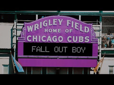 Chicago  💜  - Wrigley Field September 8th, 2018