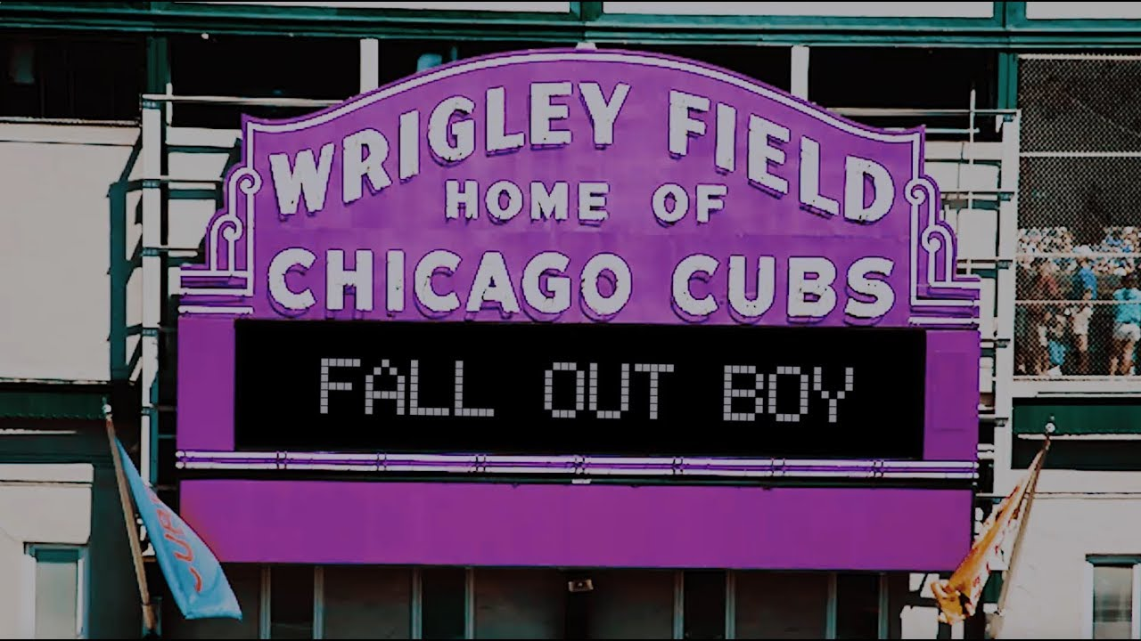 Chicago Wrigley Field September 8th 2018 Youtube