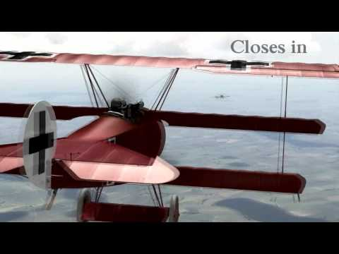 """Rise of Flight """"The Death of the Red Baron"""""""