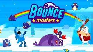 Bouncemasters! #1 | Android Gameplay | Friction Games