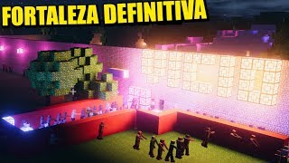 LA FORTALEZA FINAL (ARCHIVO DE LA PARTIDA EN LA DESCRIPCION) - COLONY SURVIVAL | Gameplay Español