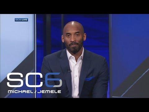 Kobe Bryant Interview On SportsCenter Part 2 | SC6 | March 24, 2017