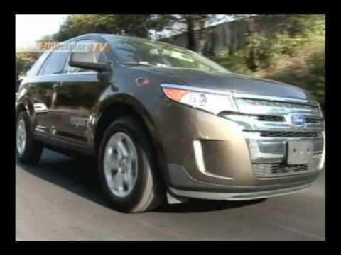 Ford Edge / Autoexplora TV / Prueba de manejo