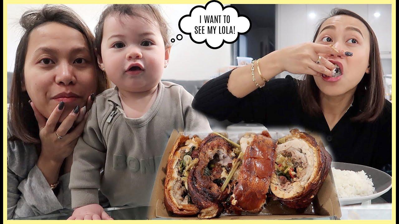 Download GUSTONG PAPUNTAHIN SI MAMA SA AUSTRALIA! LAMON DAY NA NAMAN PARA KAY BUNTIS! ❤️   rhazevlogs