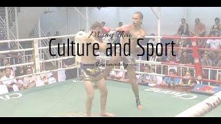Muay Thai - Kultur und Sport
