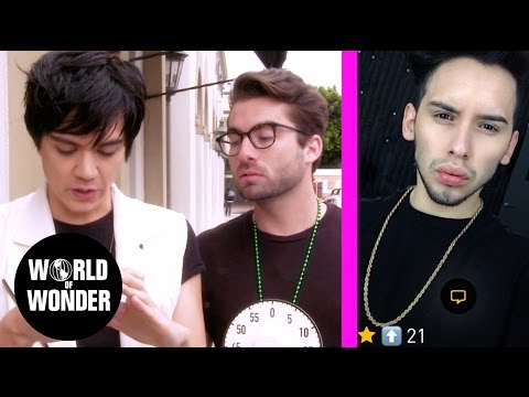 Manila Luzon tries Grindr: ZERO FEET AWAY