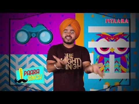 Gippy Grewal | Manje Bistre 2 | Amrinder Gill | Sharry Maan | Paara Singh | Ep 35 | Pitaara TV