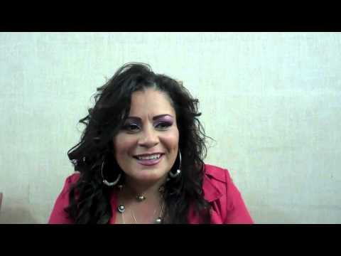 Backstage Interview with Lisa Lisa at Lady B's Basement Party Live