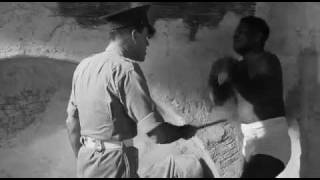 The Hill (1965) Ossie Davis quits the army.flv