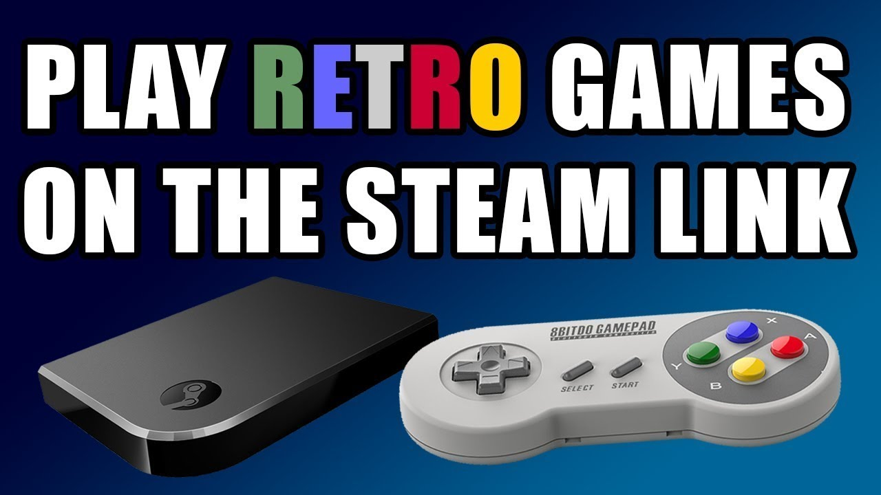 Guide for Kodi and Retroarch installation on Steam Link!