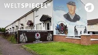 Ängste in Nordirland nach 20 Jahren Frieden | Weltspiegel