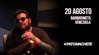 Pato Machete en Barquisimeto 2015