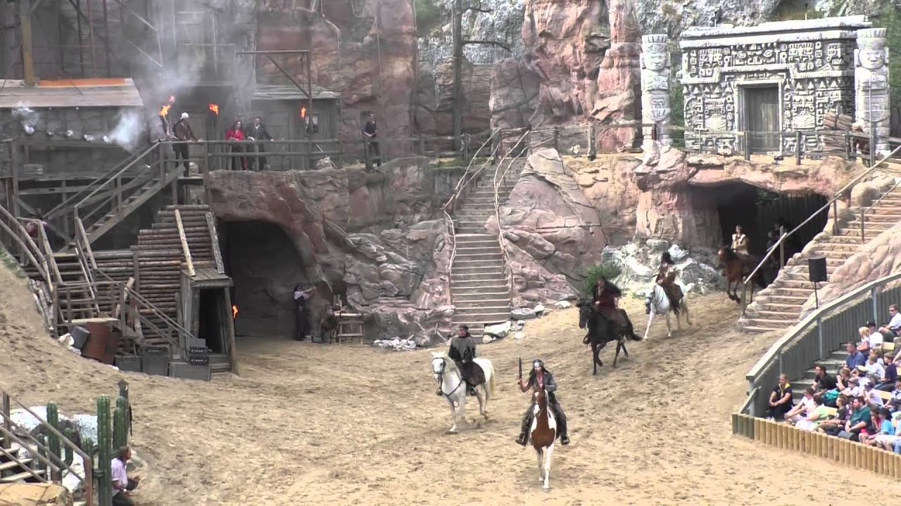 Im Tal Des Todes Teil 2 Karl May Festspiele 2015 Bad Segeberg Youtube