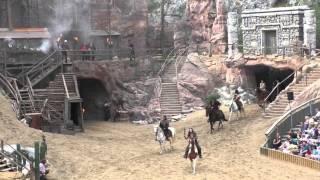 Im Tal Des Todes teil 2 Karl May Festspiele 2015 Bad Segeberg