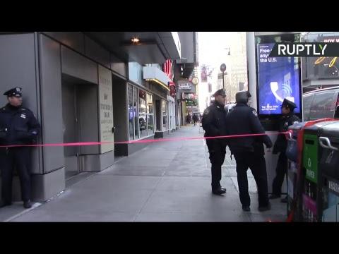 Explosion à Manhattan : un suspect arrêté, au moins un blessé