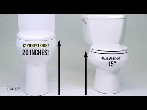 Convenient Height 20