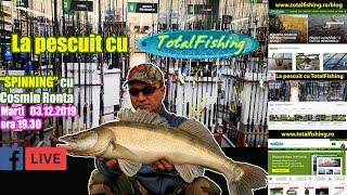 Echipament de pescuit la salau. Cum il alegem ?