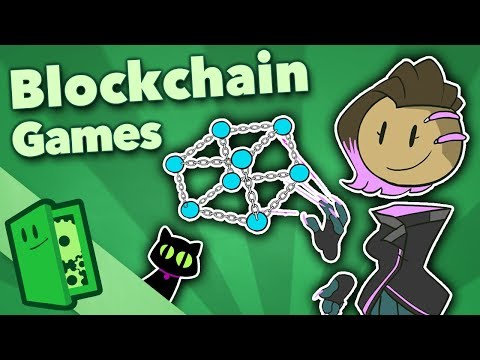 Blockchain Games - Can Blockchain Technology be a Game Mechanic? - Extra Credits