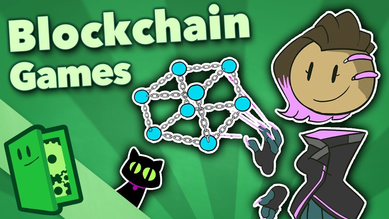 Blockchain Games - Can Blockchain Technology be a Game Mechanic? - Extra  Credits - YouTube