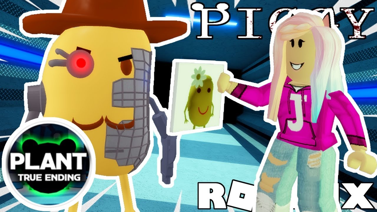 Piggy True Ending Roblox Complete Walk Through Youtube