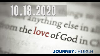 10/18/2020 - The Love of God Part 11