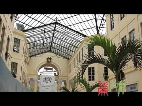 Universidad de las artes youtube for Universidad de arte