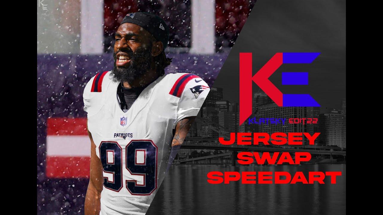 Matt Judon New England Patriots Speedart