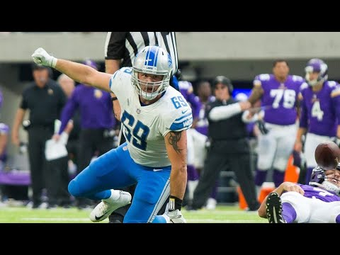 Detroit Lions Cut Anthony Zettel???