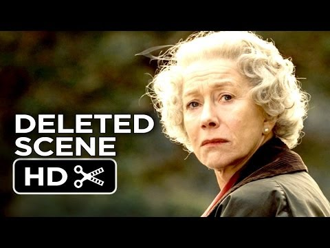 The Queen Deleted Scene - The Deer (2006) - Helen Mirren Movie HD