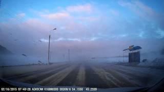 Саранск летающий рекламный щит(, 2015-02-16T07:05:31.000Z)