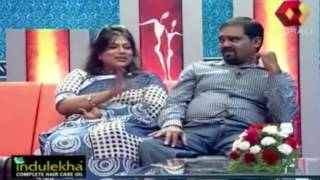 Manassiloru Mazhavillu | Actress Renjini  husband | 31 01 2012  Part 01