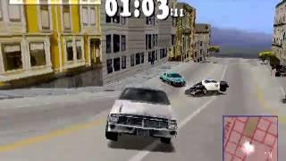 Driver You Are The Wheelman - Trolling cops in San Francisco (Corrida style) (Survival mode)