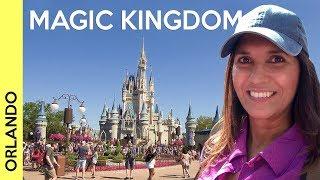 ORLANDO | Disney World vlog - MAGIC KINGDOM