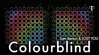 Sam Berson & LOST YOU - Colourblind // Launchpad Performance (4K)