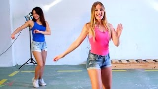 Cómo bailar samba   Paso básico thumbnail