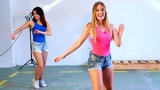 cómo bailar samba paso básico