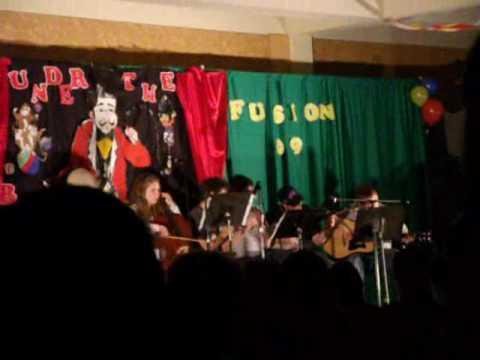Siena College Gaelic Society  Pub Song Medley at Fall Fusion 2009