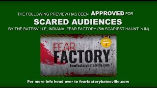 Fear Factory 30 Second Commercial