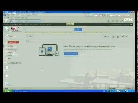 Getting Connected to Google Apps in the YRDSB - YouTube