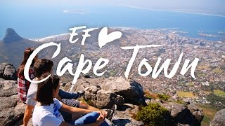 EF ❤ Cape Town