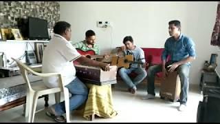 Instrumental cover Dilbar mere kab tak mujhe
