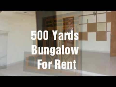 500 yards 5 bedroom Bungalow for rent in Defence Housing Authority Phase 5