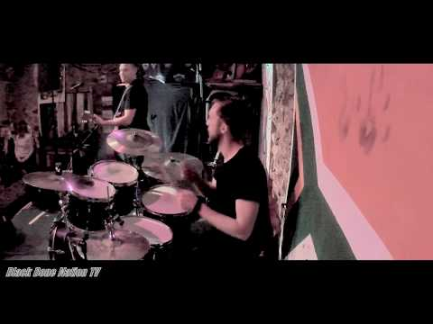 Black Bone Nation - Whole Lotta Rosie [ Henri Viljoen Drum Cam - Railways Café, South Africa 2019 ]