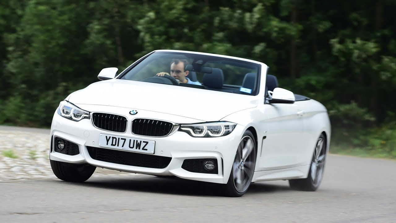 Bmw 4 Series Convertible 2017 Review