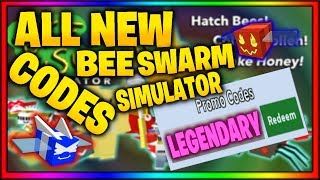 All New Bee Swarm Simulator Codes - Roblox 2019