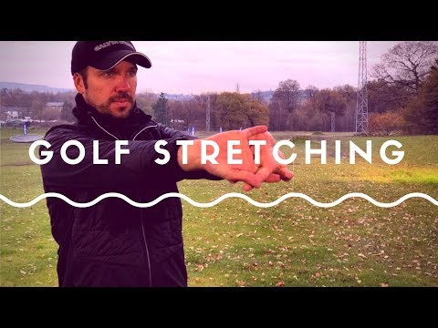 Improve Your Golf With Stretching – #GolfAlong