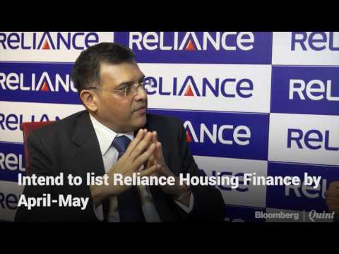 Reliance Capital To List Home Finance Business By May