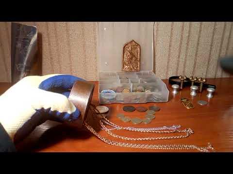Как проверить золото магнитом