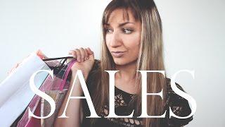Шопинг: Распродажи в Италии и Что я о них Думаю